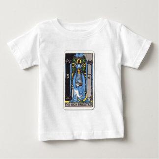 Tarot the high priest The High Priestess Baby T-Shirt