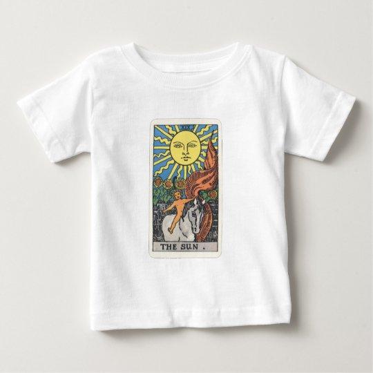 Tarot the sun The Sun Baby T-Shirt