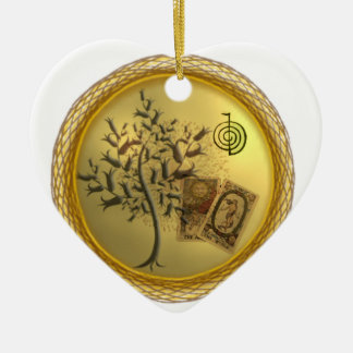 Tarotonics Ceramic Ornament