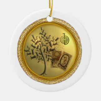 Tarotonics Ceramic Ornament