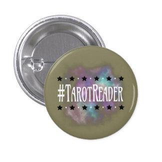 #TarotReader Taupe 2 in. Button