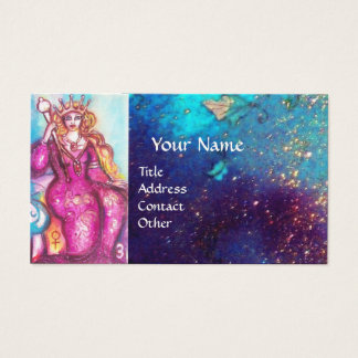 TAROTS OF THE LOST SHADOWS / THE EMPRESS BUSINESS CARD