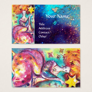 TAROTS OF THE LOST SHADOWS / THE STAR BUSINESS CARD