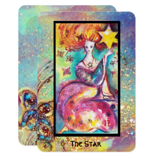 TAROTS OF THE LOST SHADOWS / THE STAR CARD