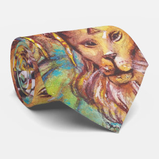 TAROTS OF THE LOST SHADOWS /THE SUN NECK TIE