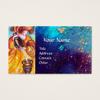 TAROTS OF THE LOST SHADOWS / THE TEMPERANCE BUSINESS CARD
