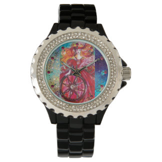 TAROTS OF THE LOST SHADOWS / THE Wheel of Fortune Wristwatch