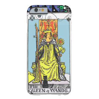 TAROTS/ QUEEN OF WANDS BARELY THERE iPhone 6 CASE