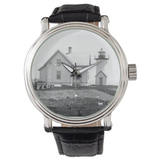 Tarpaulin Cove Lighthouse Wrist Watches