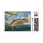 Tarpon Bay, Key Largo Stamp