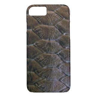 """Tarpon """"Black Series"""" by PatternWear© iPhone 8/7 Case"""