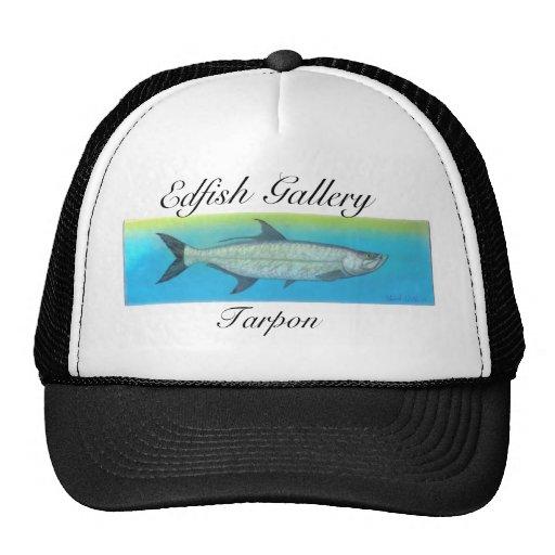 Tarpon cap trucker hat