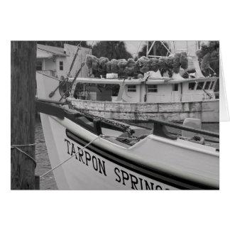 Tarpon Greeting Card