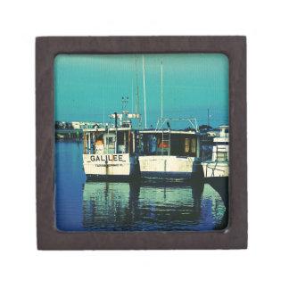 Tarpon Dock Jewelry Box
