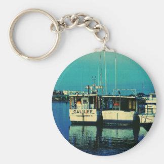 Tarpon Dock Keychain