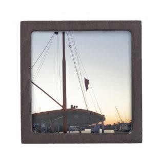 Tarpon Dock Sunset Gift Box