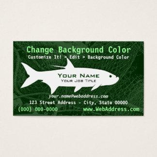 Tarpon Fish Business Card