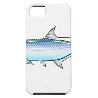 Tarpon Ocean Gamefish illustration vector iPhone SE/5/5s Case