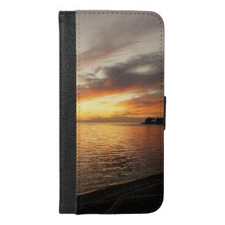 Tarpon Sky iPhone 6/6s Plus Wallet Case