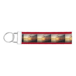Tarpon Sky Wrist Keychain