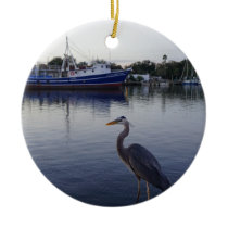 Tarpon Springs Ceramic Ornament