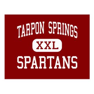 Tarpon Springs - Spartans - Tarpon Springs Postcard