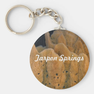 Tarpon Springs Sponge Keychains
