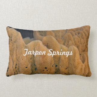 Tarpon Springs Sponge Throw Pillow