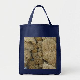 Tarpon Springs Sponges (2) Canvas Bag