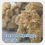 Tarpon Springs Sponges Stickers