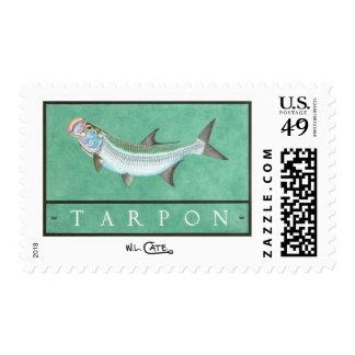 Tarpon U.S.P.S. Postage Stamps