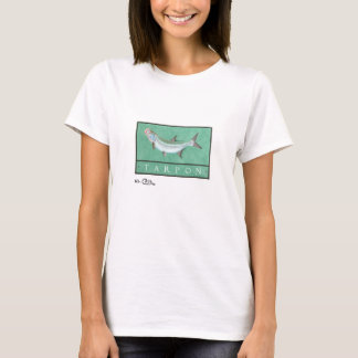 Tarpon Women's Light Apparel T-Shirt
