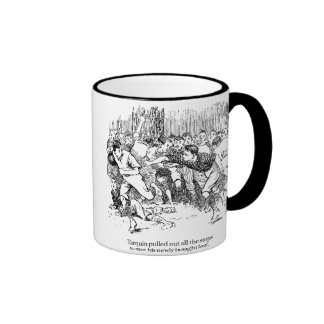 Tarquin and the Loaf Ringer Coffee Mug