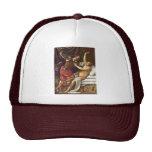 Tarquinius And Lucretia By Tizian Trucker Hat