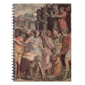 Tarquinius el orgulloso fundando el templo de Jupi Cuadernos