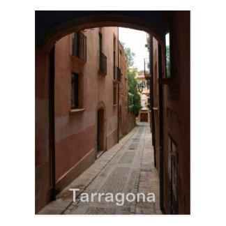 Tarragona Postcard