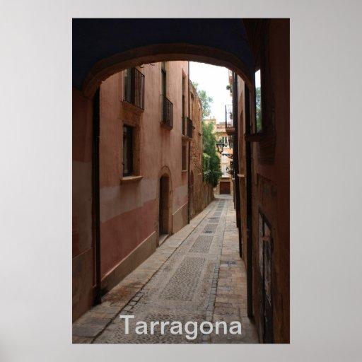 Tarragona Print