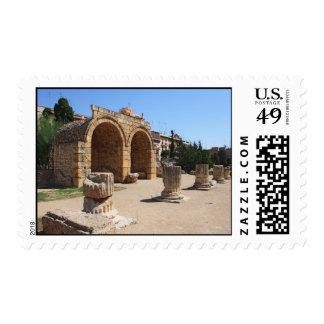 Tarragona Roman Forum Stamp
