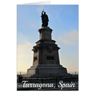 Tarragona, Spain Card