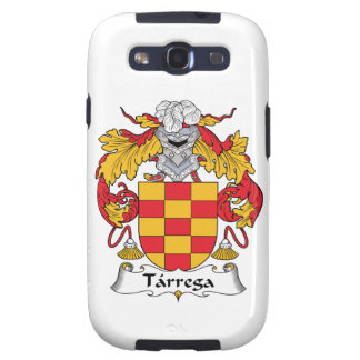 Tarrega Family Crest Galaxy S3 Cover