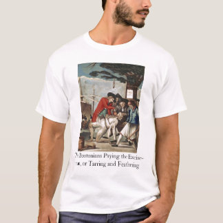 Tarring and Feathering T-Shirt