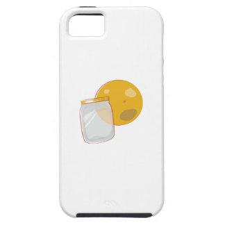 Tarro del brillo de la luna iPhone 5 Case-Mate carcasas