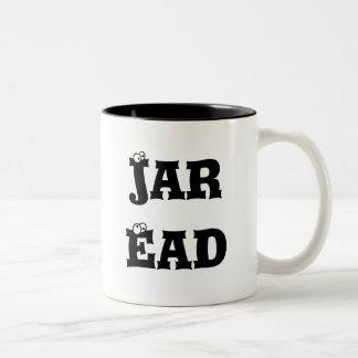 Tarro Ead Taza De Café