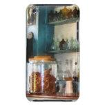 Tarro grande de pretzeles iPod touch cárcasas