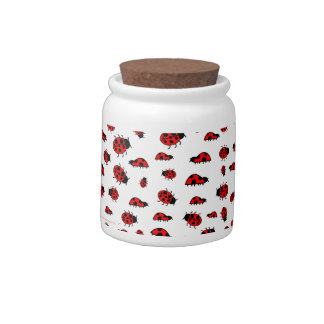 Tarro lindo del caramelo de las imágenes de las ma jarras para caramelos