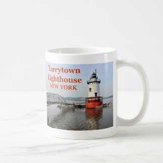 Tarrytown Lighthouse, New York Mug