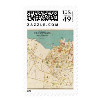 Tarrytown, N Tarrytown Postage Stamps