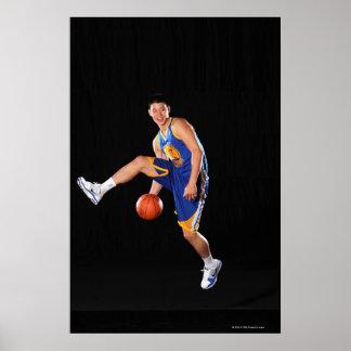 TARRYTOWN, NY - 17 DE AGOSTO:  Jeremy Lin #7 de lo Posters