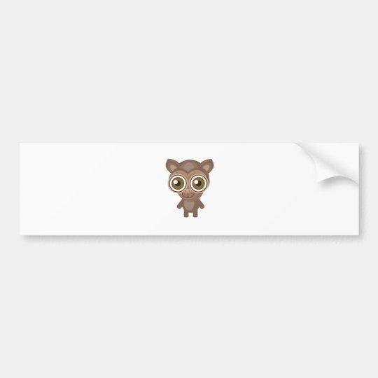 Tarsier - My Conservation Park Bumper Sticker