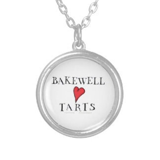 tart 1, tony fernandes silver plated necklace
